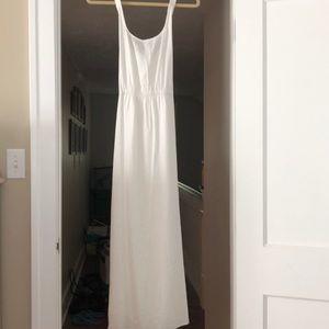 NWT Jcrew maxi dress